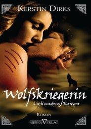 Wolfskriegerin Lykandras Krieger 03 - Sieben Verlag