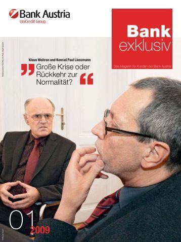Bank exklusiv