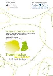 Studie 2009 - Das Büro für integrierte Planung Berlin