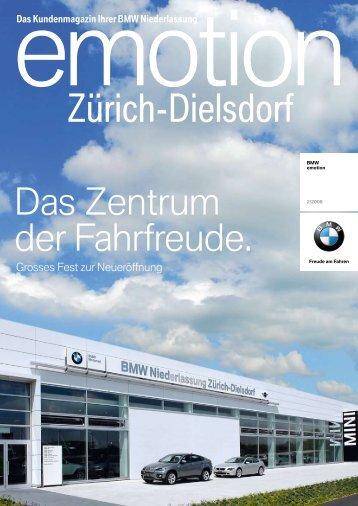 Das Kundenmagazin Ihrer BMW Niederlassung