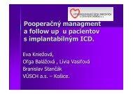 Microsoft PowerPoint - Poopera\350n\375 managment a follow -up u ...