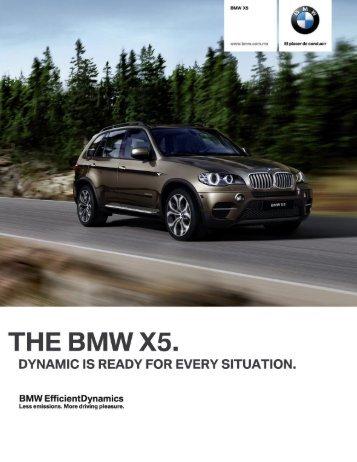 X5 xDrive35iA Premium - Bmw Garantía . Bolsas de aire frontales ...