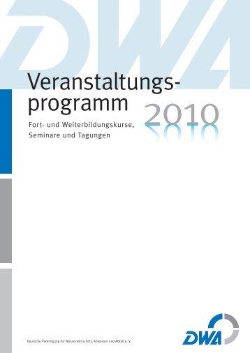Veranstaltungs- programm - Messen Nord GmbH