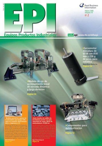 Equipos Productos Industriales nº2 - PLC Madrid Formación