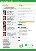 Vorsorge aktiv - APK VERSICHERUNG - Seite 2