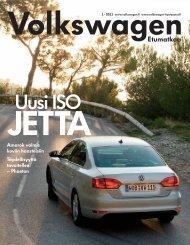 Uusi ISO - Volkswagen