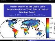 Presentation Slides - Climatemodeling.org