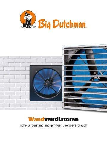 Wandventilatoren - Big Dutchman International GmbH
