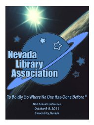 Download - Nevada Library Association