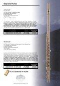Product information - Altus Flutes - Page 7