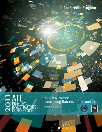 ate conference program - American Association of Community ...