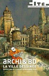 archi & bd - Cité de l'architecture & du patrimoine