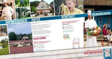 RUNDREISEN - Verein zur Förderung der regionalen Esskultur