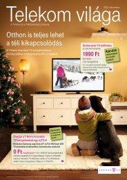 Telekom világa 2012. december - T-Mobile