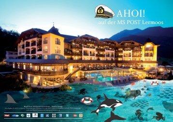 Einladung mit Progamm als PDF-Download... - Hotel Post