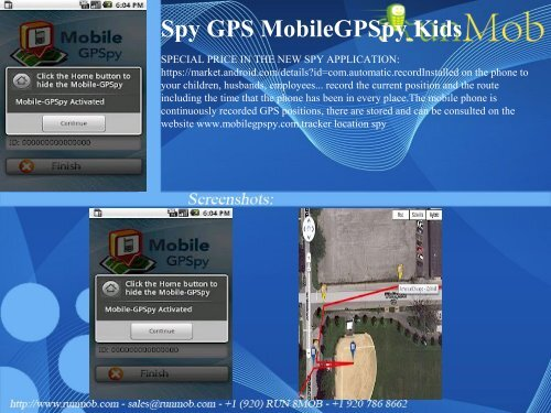 sprint tracker app