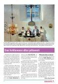 Rauhallista Joulua Kirkonpalvelija lehden lukijoille - Kirkonpalvelijat ry - Page 4