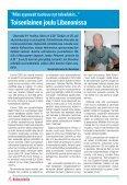 Rauhallista Joulua Kirkonpalvelija lehden lukijoille - Kirkonpalvelijat ry - Page 7