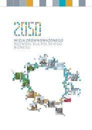 Wizja zrównoważonego rozwoju dla polskiego biznesu, 2050