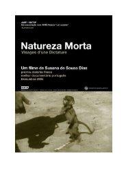 Natureza Morta - CEAS | Centro de Estudos de Antropologia Social
