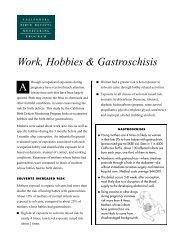 Work, Hobbies & Gastroschisis A - Malattie metaboliche.it
