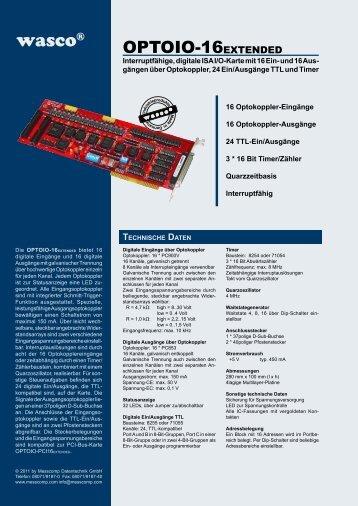 ANSCHLUSSTECHNIK ... - Messcomp Datentechnik GmbH