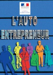 autoentrepreneur - Bretagne Innovation