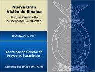 Nueva Gran Visión de Sinaloa
