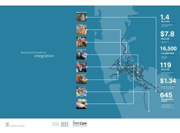 Annual Report 2012 - Watercare