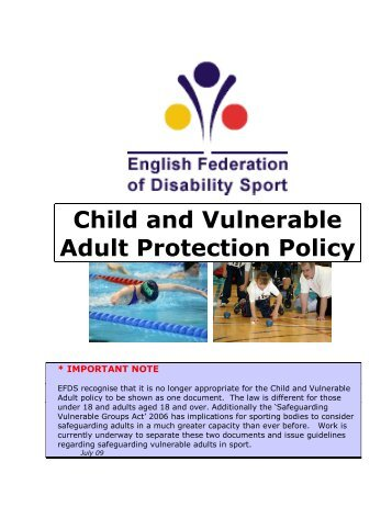 safeguarding and protection of vulnerable adult Unit 514 - safeguarding and protection of vulnerable adults 11 analyse the differences between the concept of safeguarding and the concept of protection in relation to vulnerable adults there is a difference between safeguarding vulnerable adults/children and adult/child protection.