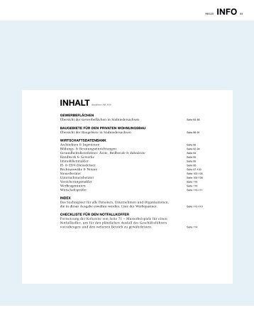 Checkliste für den Notfallkoffer - RegJo Online