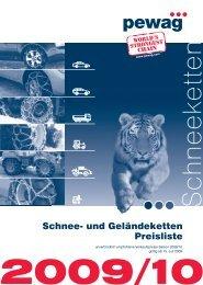 pewag austro super - Traktorreifen, Schneeketten und PKW-Reifen
