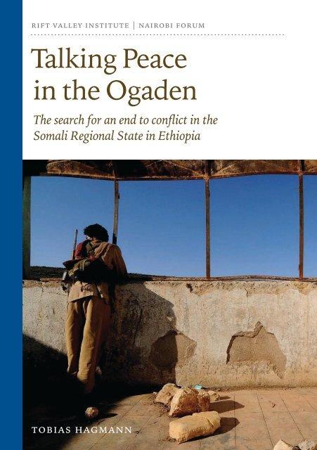 RVI Nairobi Forum - Talking Peace in the Ogaden (1)