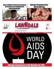 Chicago Conmemora el Día Mundial del SIDA Pg. 5 - Lawndale News