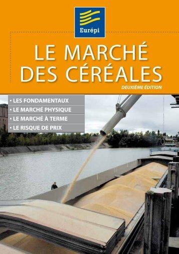 Le Marche des cereales - Comptoir Agricole