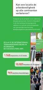 www.AplusA-online.com Bezoekersinformatie 18 – 21 oktober 2011 ... - Page 2