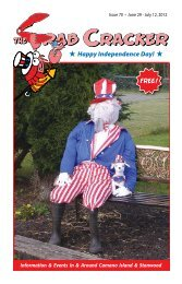 Happy Independence Day! - The Crab Cracker