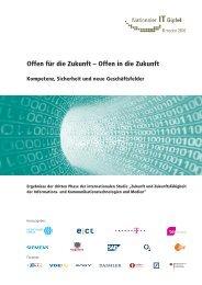 Offen für die Zukunft – Offen in die Zukunft - Deutsche Telekom