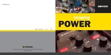 Bowens Imaging Power - Prizma