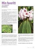 Utgave nr 2 - Den norske Rhododendronforening - Page 5
