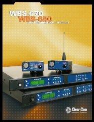 WBS-670 WBS-680 WBS-670 WBS-680