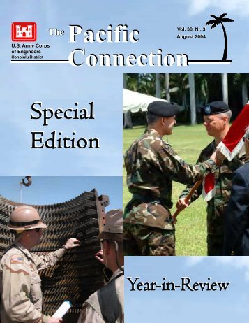 Pacific Connection - Honolulu District - U.S. Army