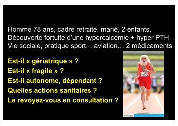 Pr Chassagne Cas clinique oct2012 - PIRG