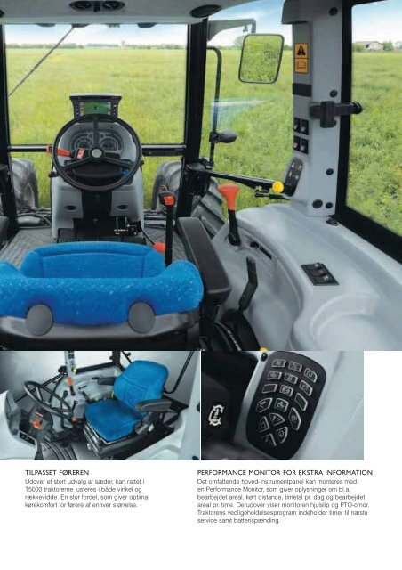 NEW HOLLAND T5OOO