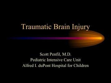 Head Trauma - Introduction - Nemours