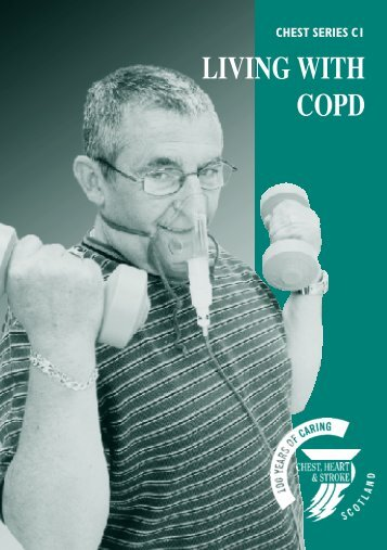 Living with COPD - Chest Heart & Stroke Scotland