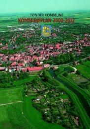 KOMMUNEPLAN 2000-2012 - Tønder Kommune