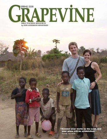 SP2008 Grapevine.pdf - Bible Teaching Resources