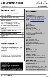 Download 0.4 MB - Tiergartenfreunde Heidelberg eV