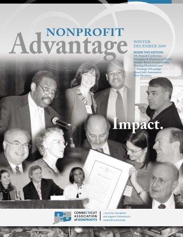 Impact. - Connecticut Association of Nonprofits